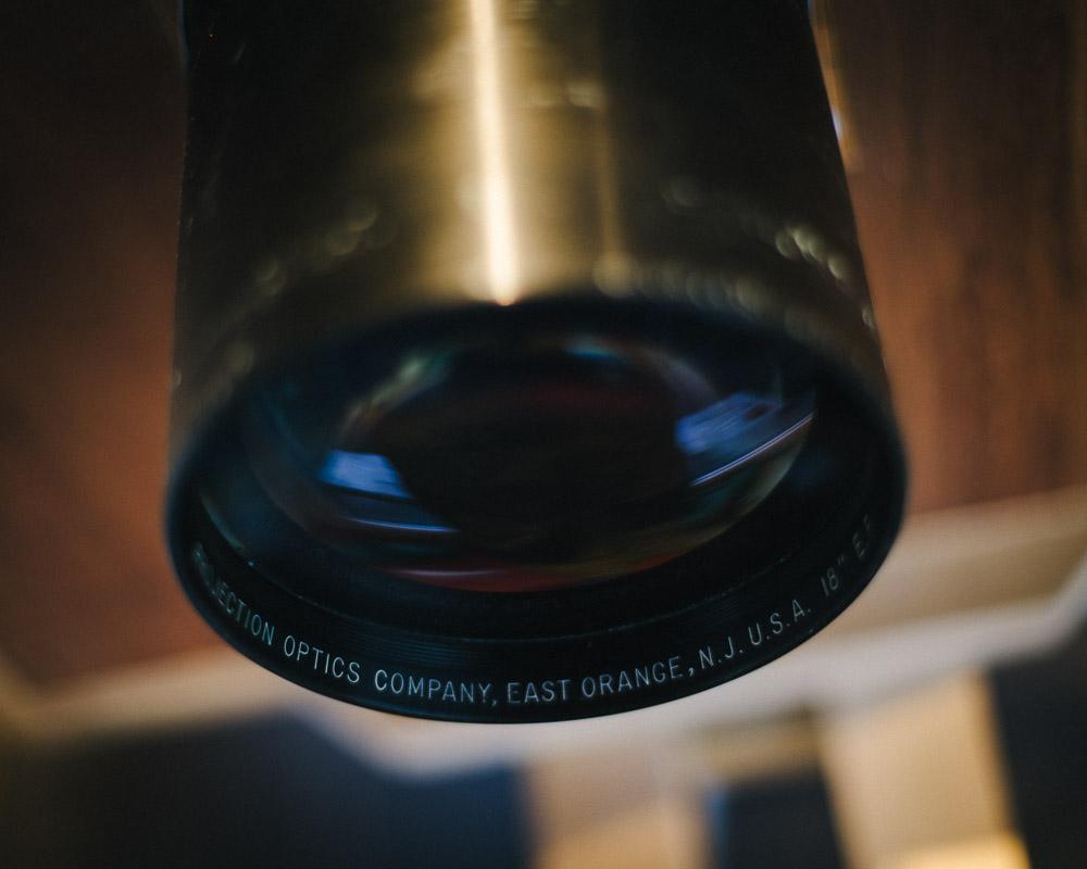 """Projection Optics Company 18″ E.F. – """"Lens Review"""""""