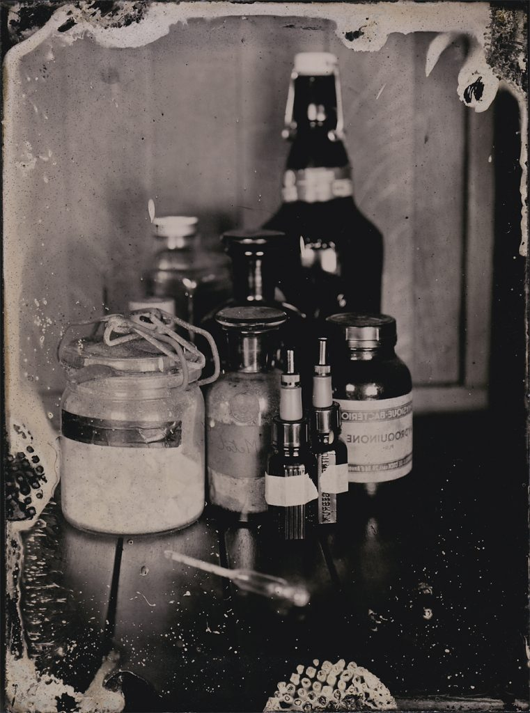 Charly's Collodion/Emulsion Recipe Hacking Tool